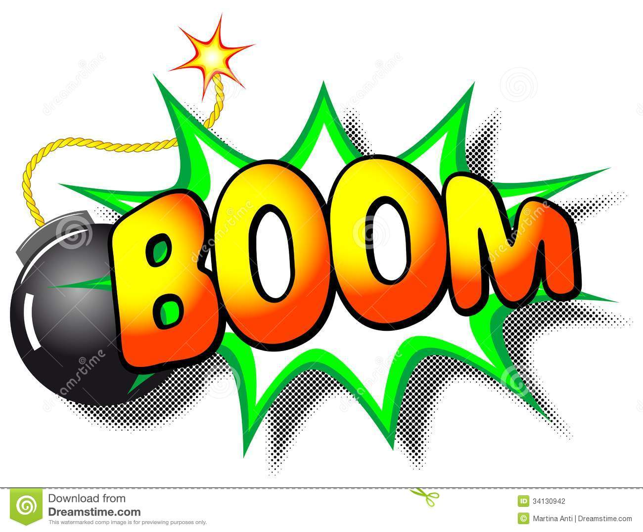 boom explosion stock photography image 34130942 fireworks animated gif clipart Fireworks Animation for PowerPoint
