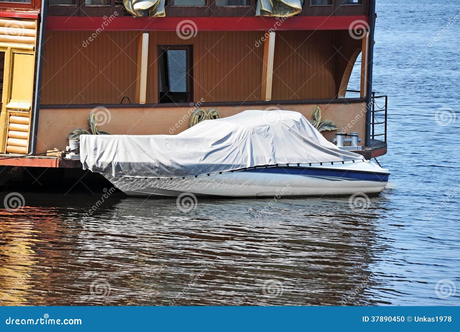 Boot bij hithe