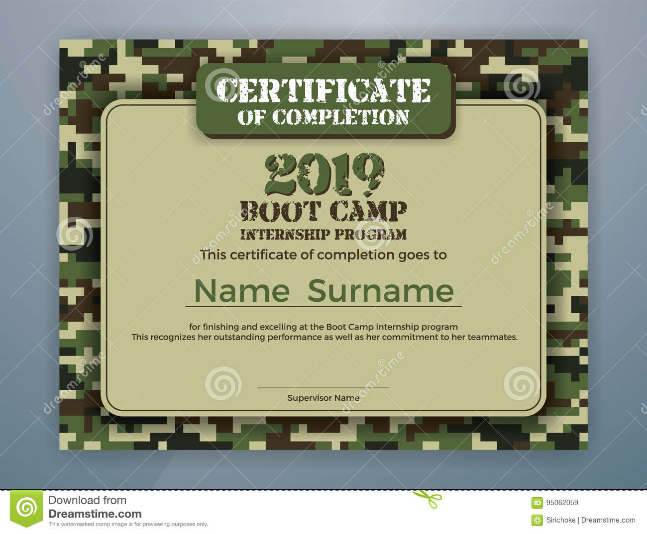 Boot Camp Certification Choice Image Free Certificates For All
