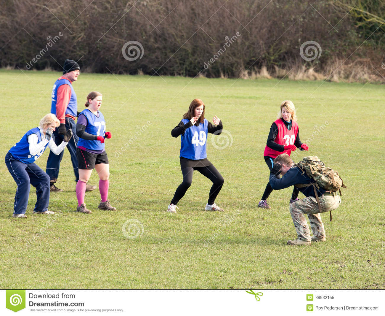 Boot Camp editorial image. Image of male, energetic, girl ...