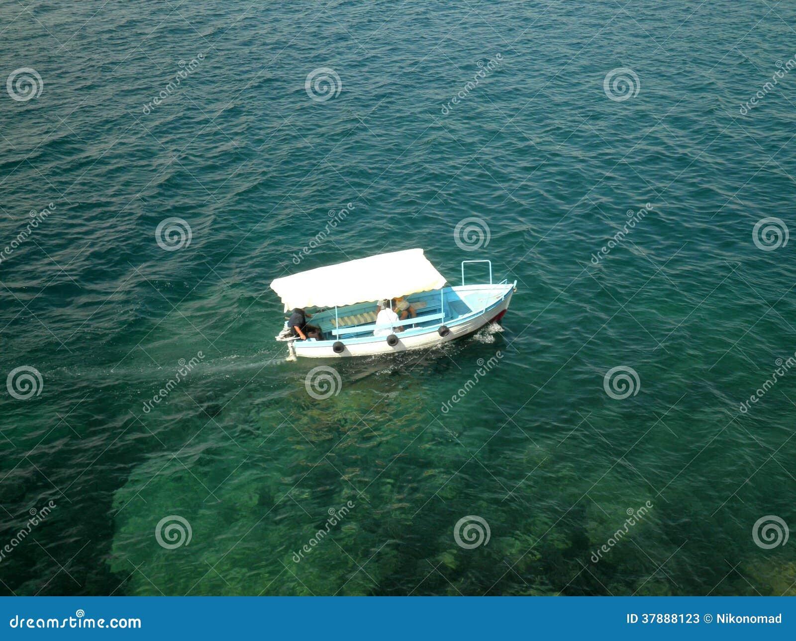 Boot van hierboven