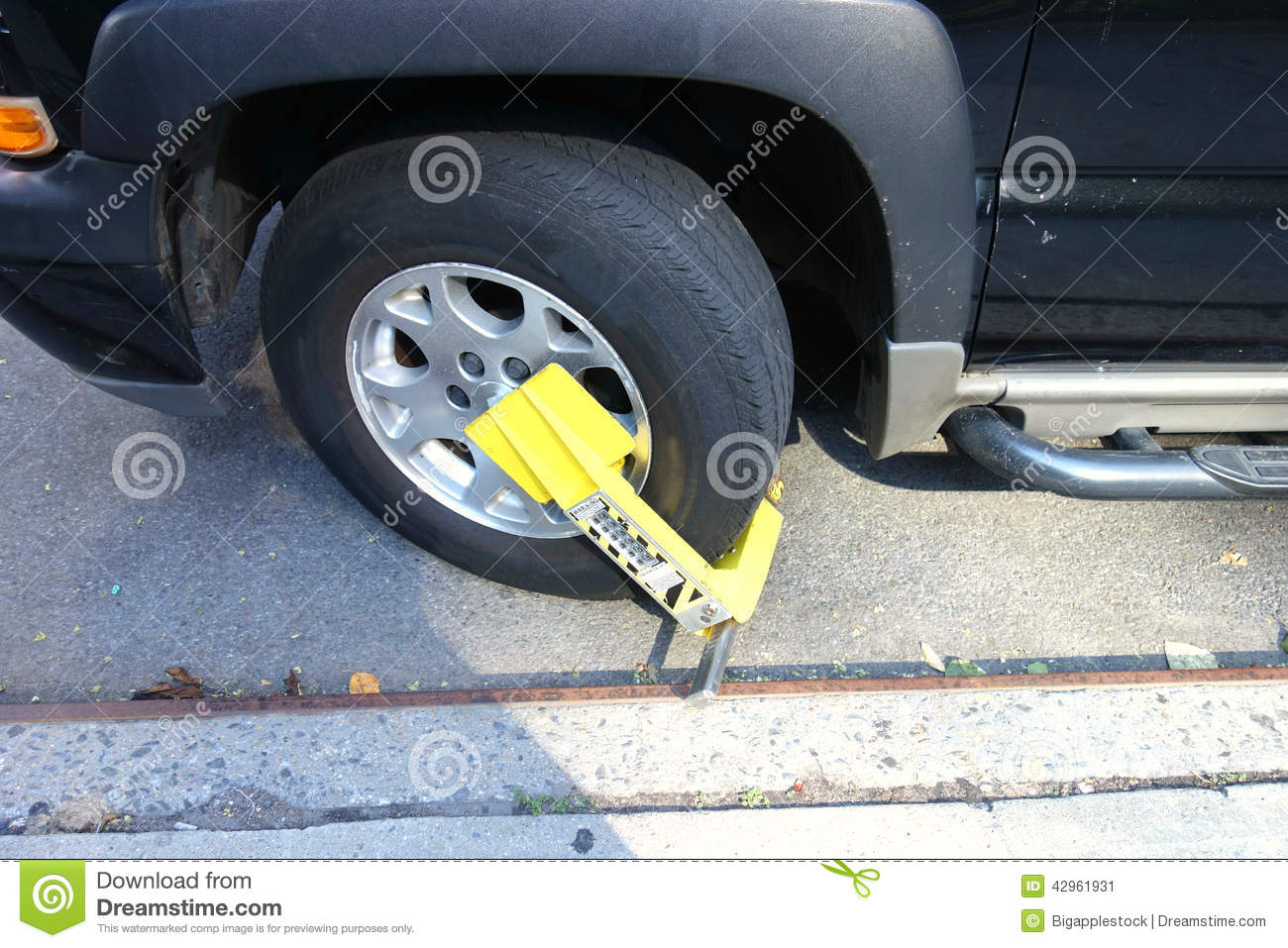 Booted Car