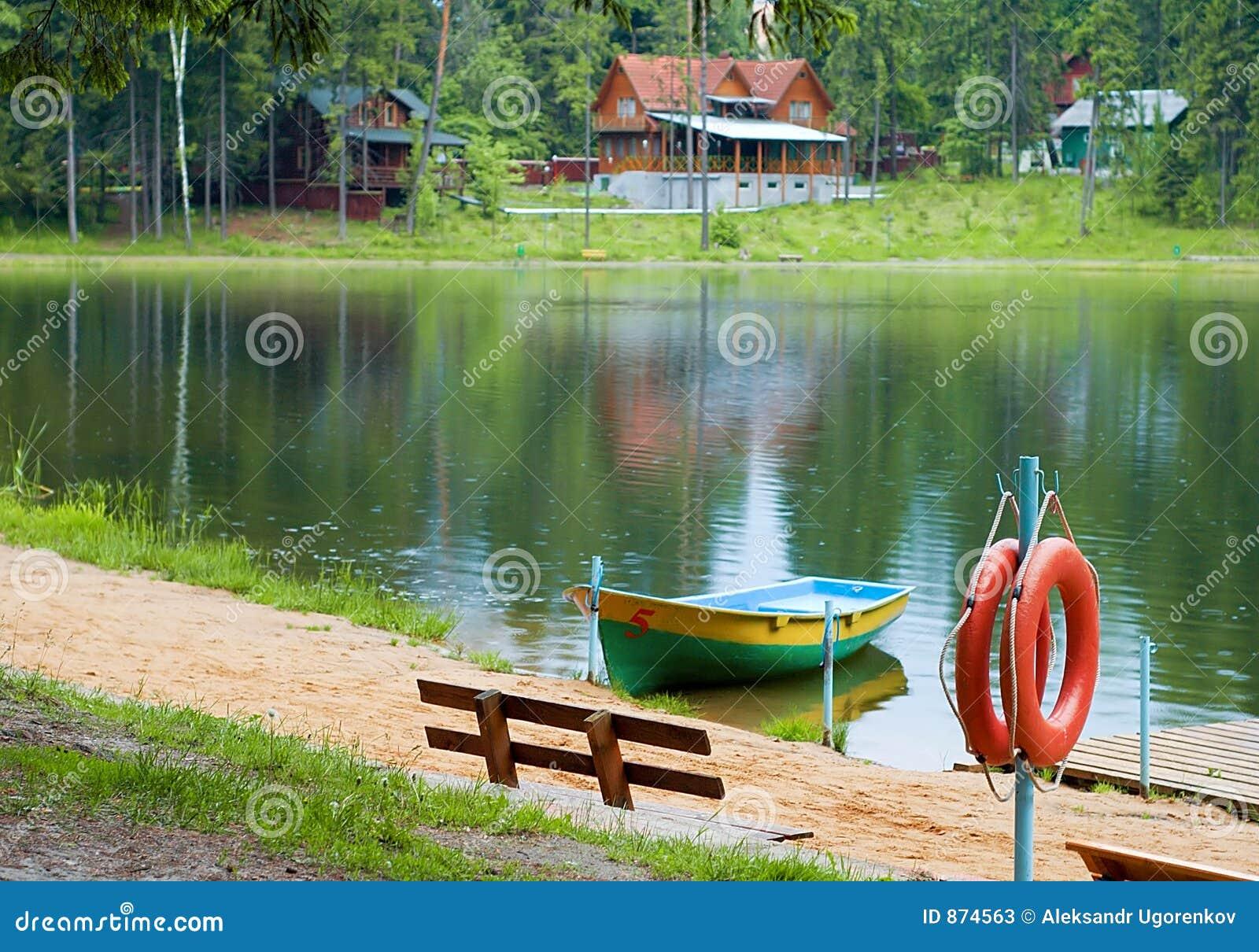 Bootfahrtstation