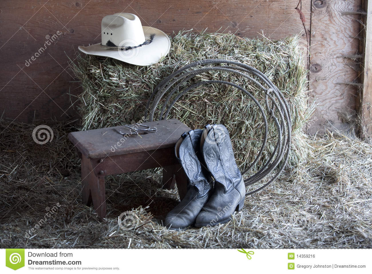 boots rope and hat - photo #32