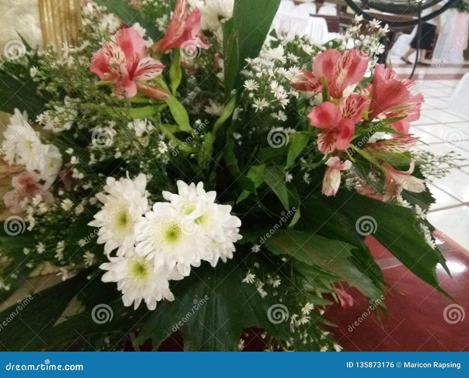 Boquet der Blumen