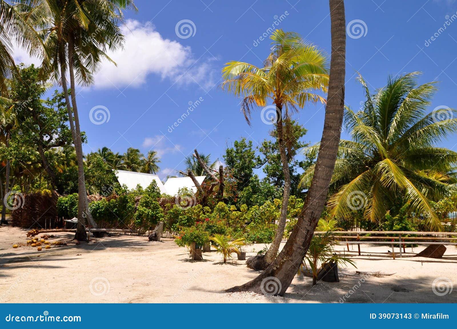 Bora Bora franska Polynesien