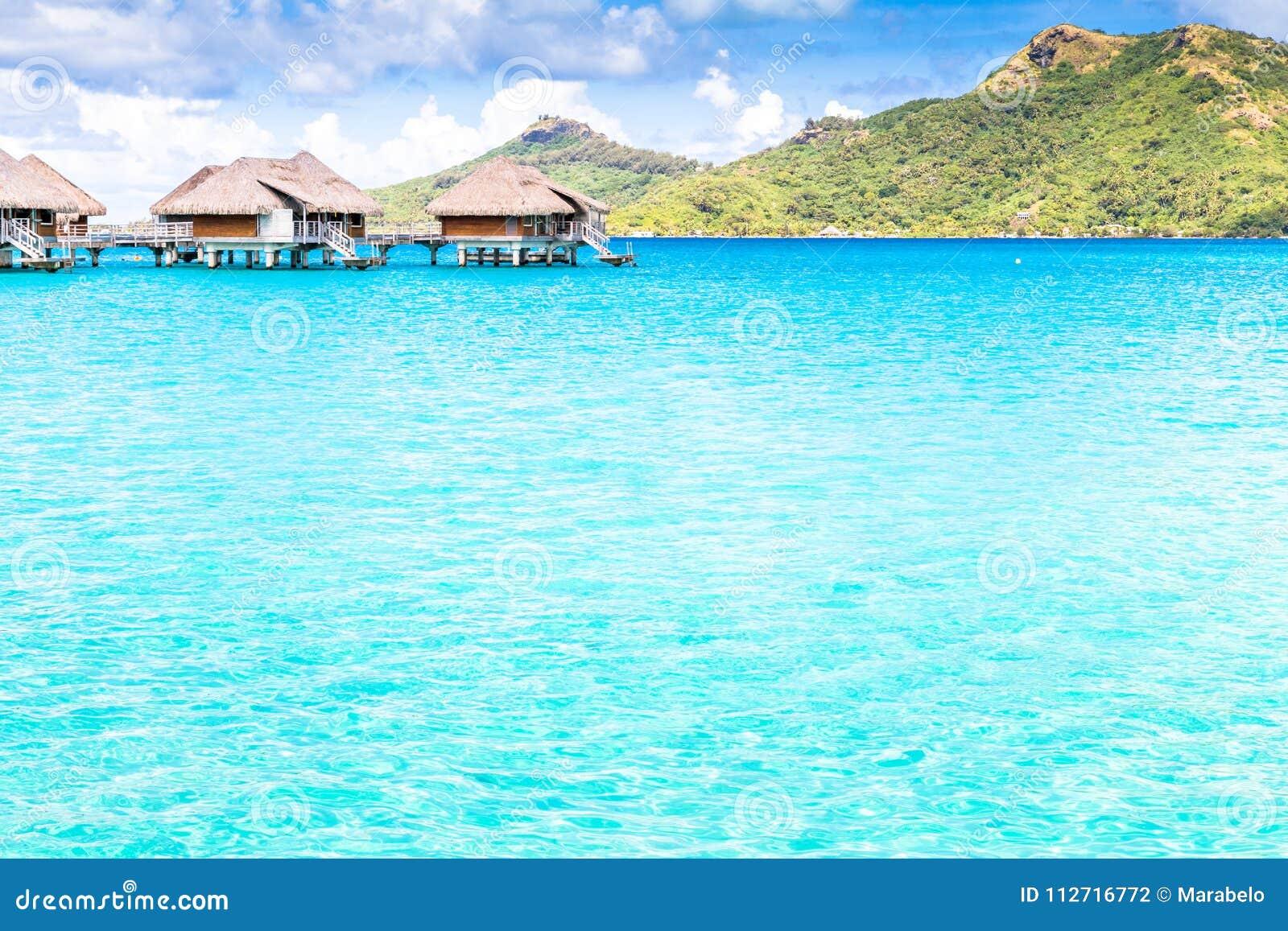 Bora Bora Island French Polynesia A True Paradise With