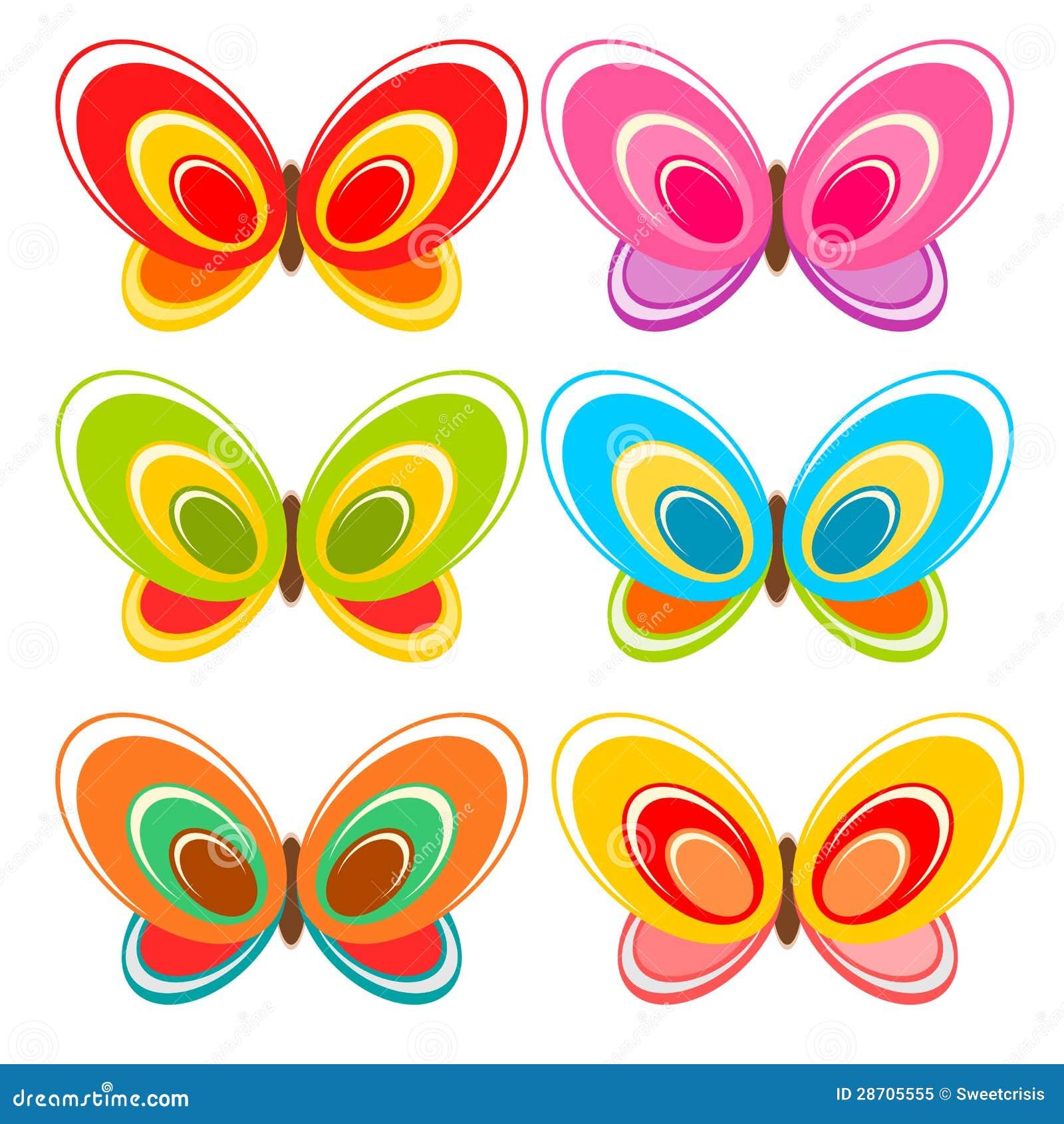 Melhor De Desenhos De Borboletas Para Imprimir Coloridas