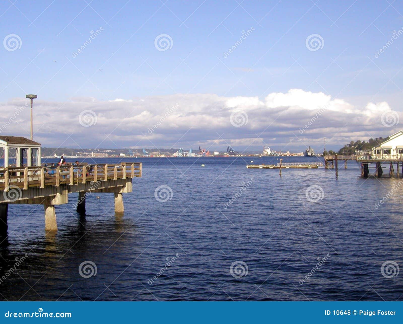 Bord de mer de Tacoma