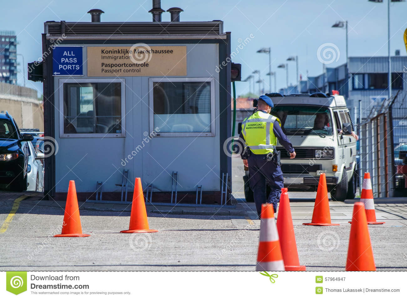 Safety Through Immigration Control