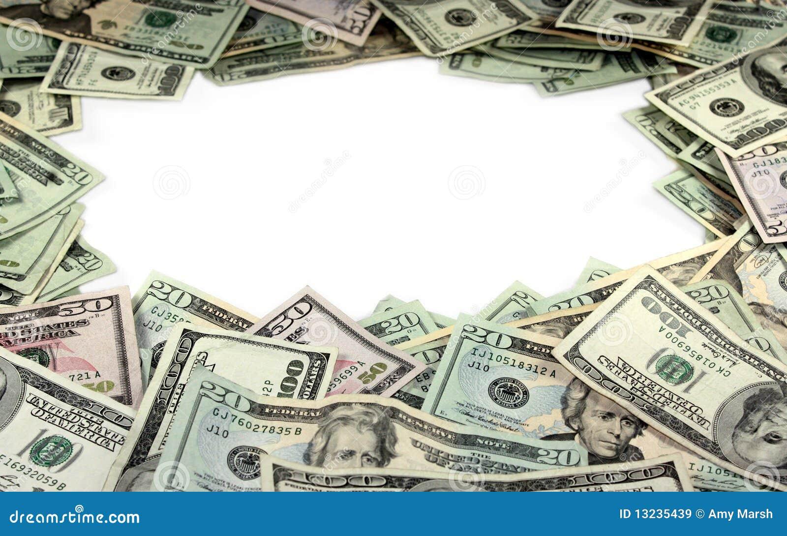 Money Border Clip Art money border royalty free stock image - image ...