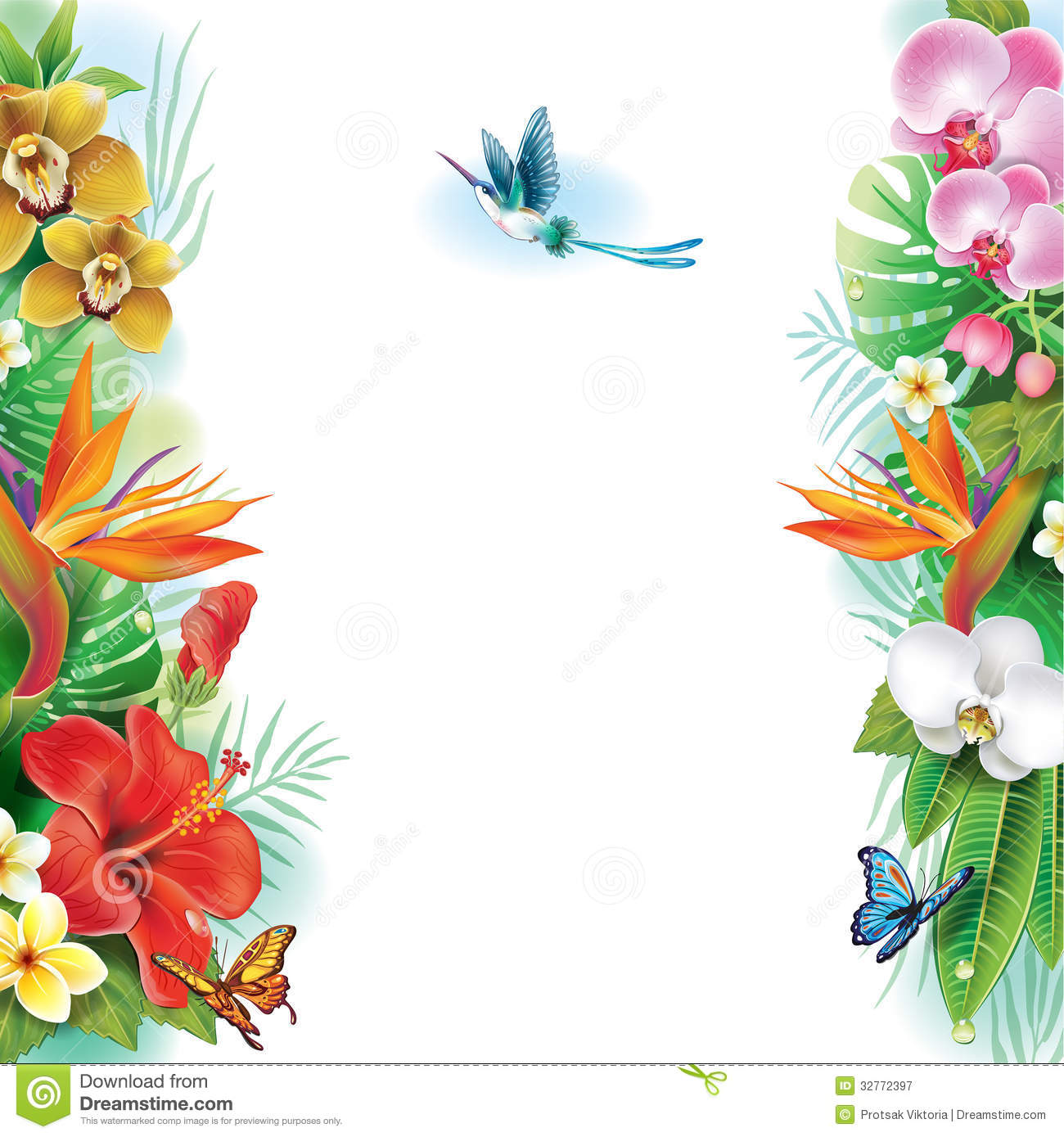 Flowers And ...Clip Art Starfish Free