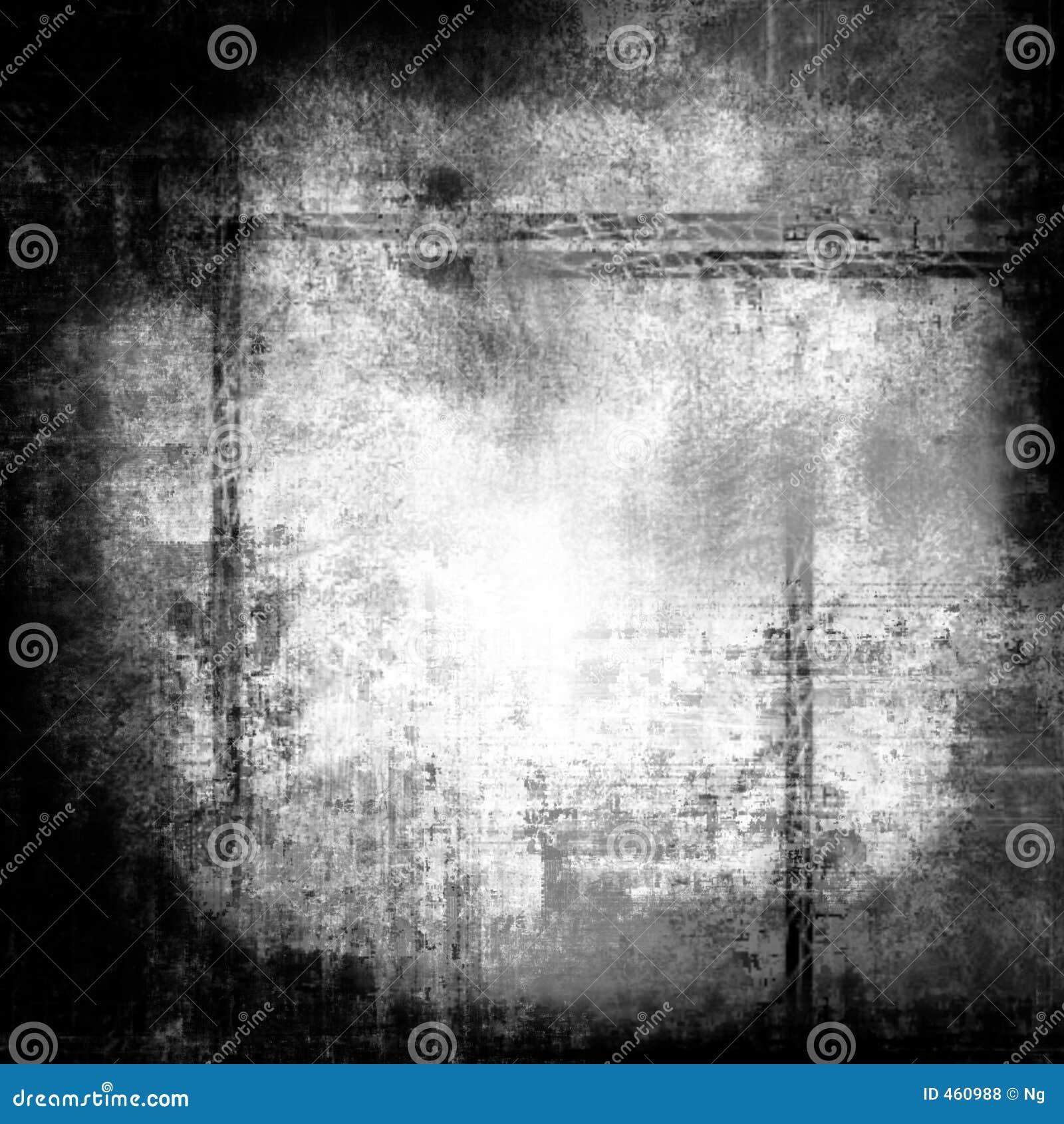 Bordo di Grunge, altamente dettagliato, con spazio per scrittura