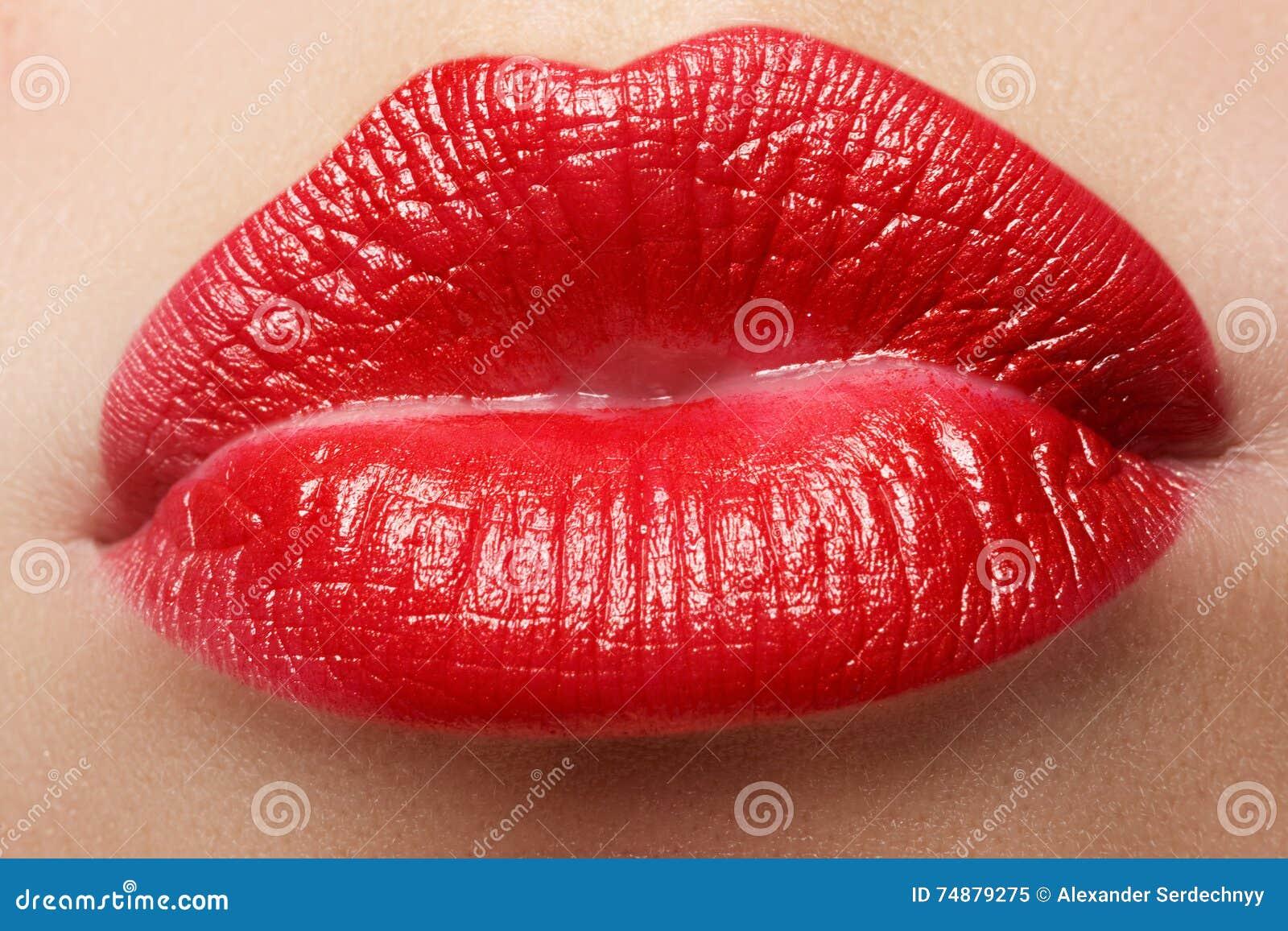 Bordos vermelhos apaixonado, fotografia macro