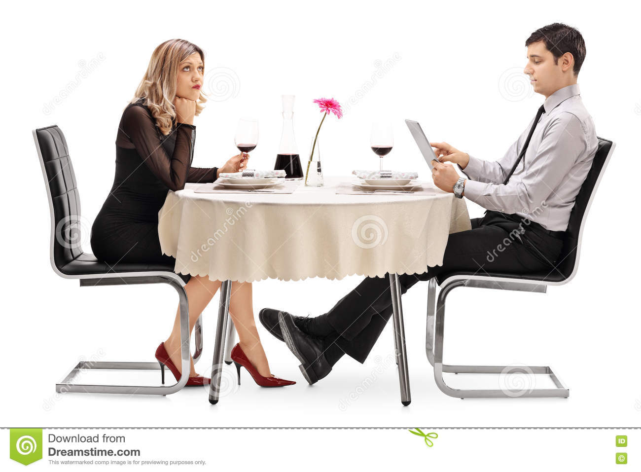 date with women