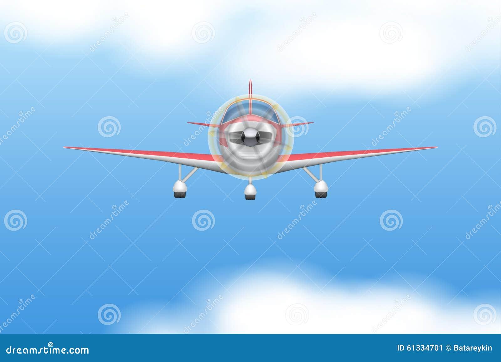 Borgerligt ljust flygplan