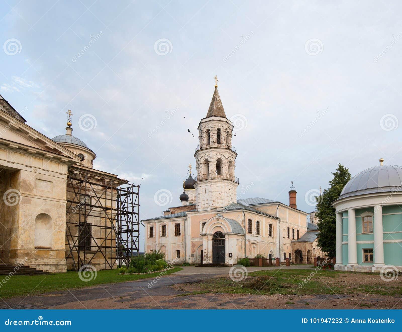 Borisoglebsky Monastery in Dmitrov. History, description, interesting facts 44