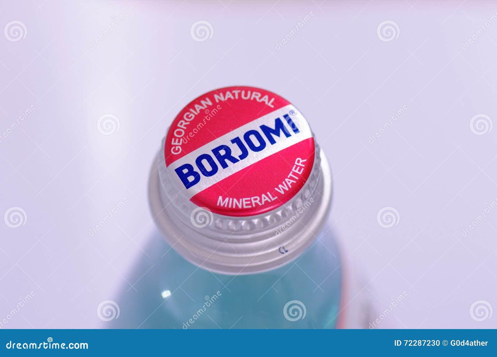 Download Borjomi редакционное изображение. изображение насчитывающей средств - 72287230