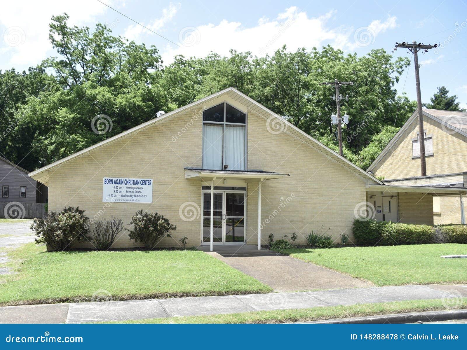 Born Again Christian Center, Memphis, Tennessee