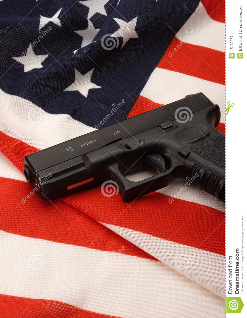 Download Born in the USA stock image. Image of policy, weapon - 15132257