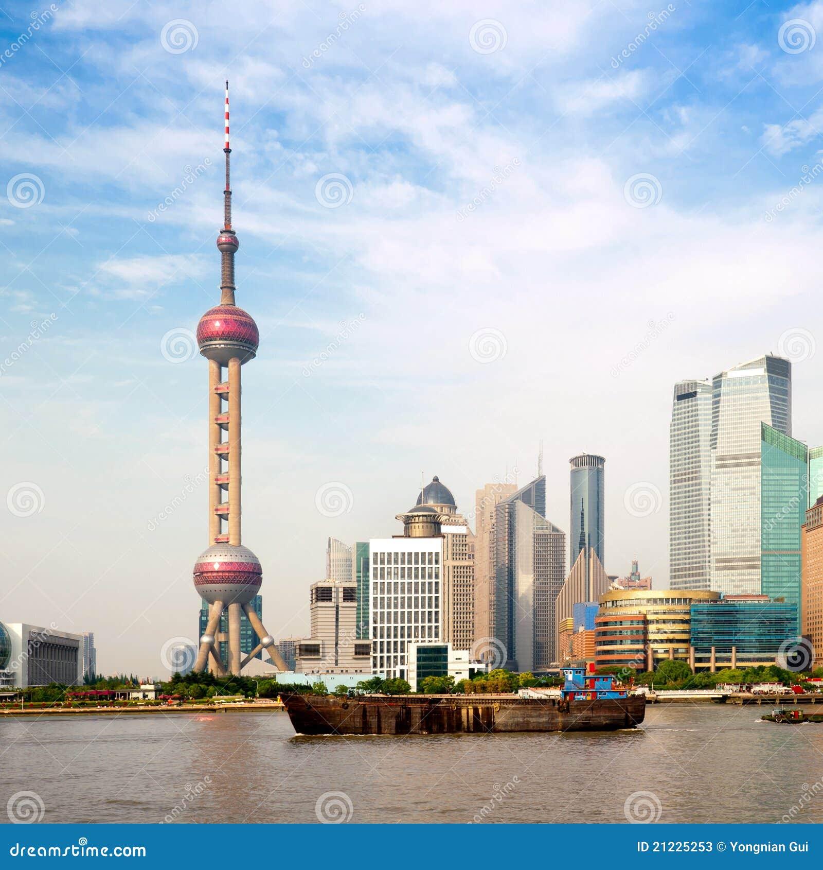 Borne limite de Changhaï