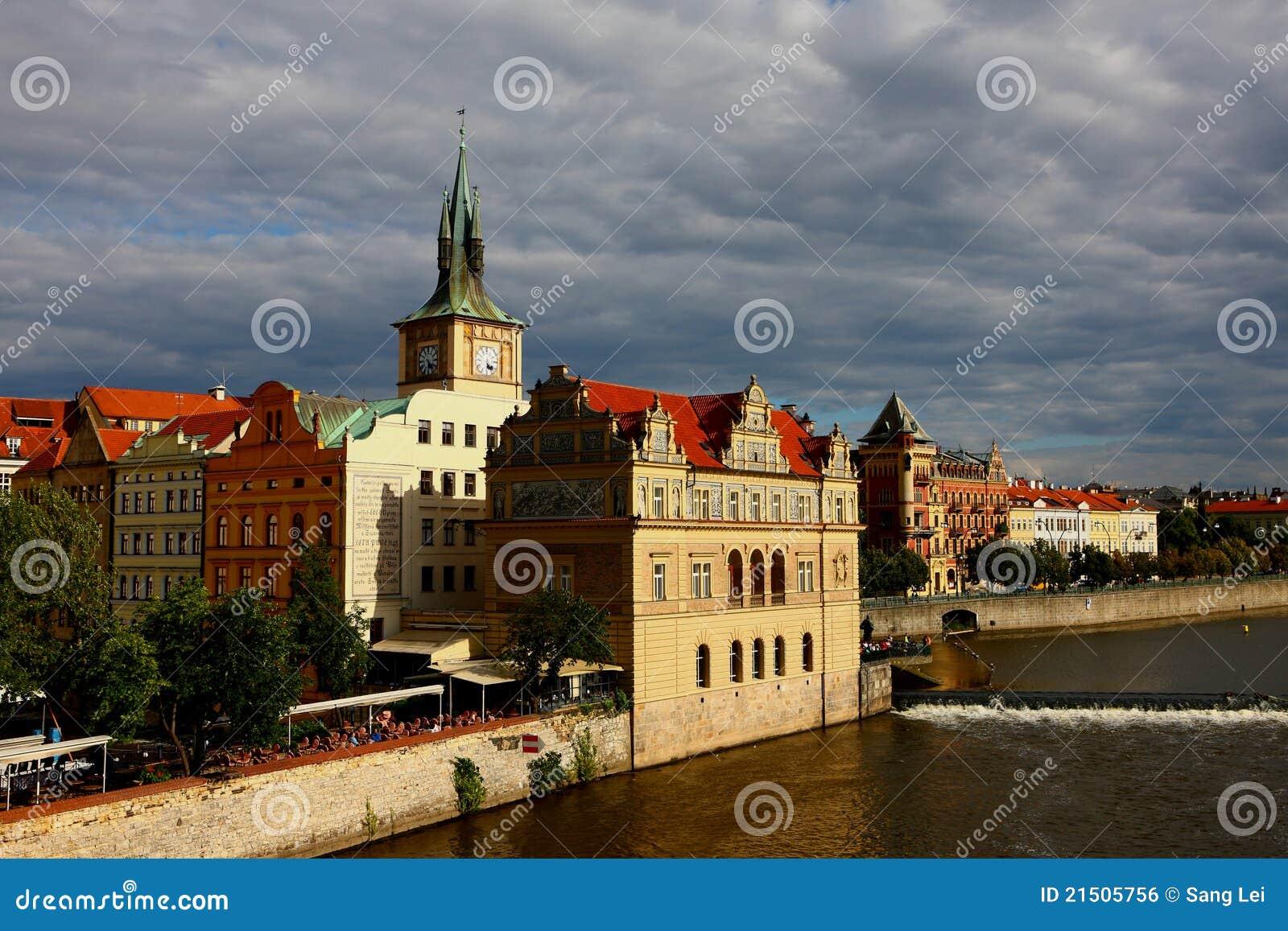 Borne limite de l Europe, Prague 2011, République Tchèque