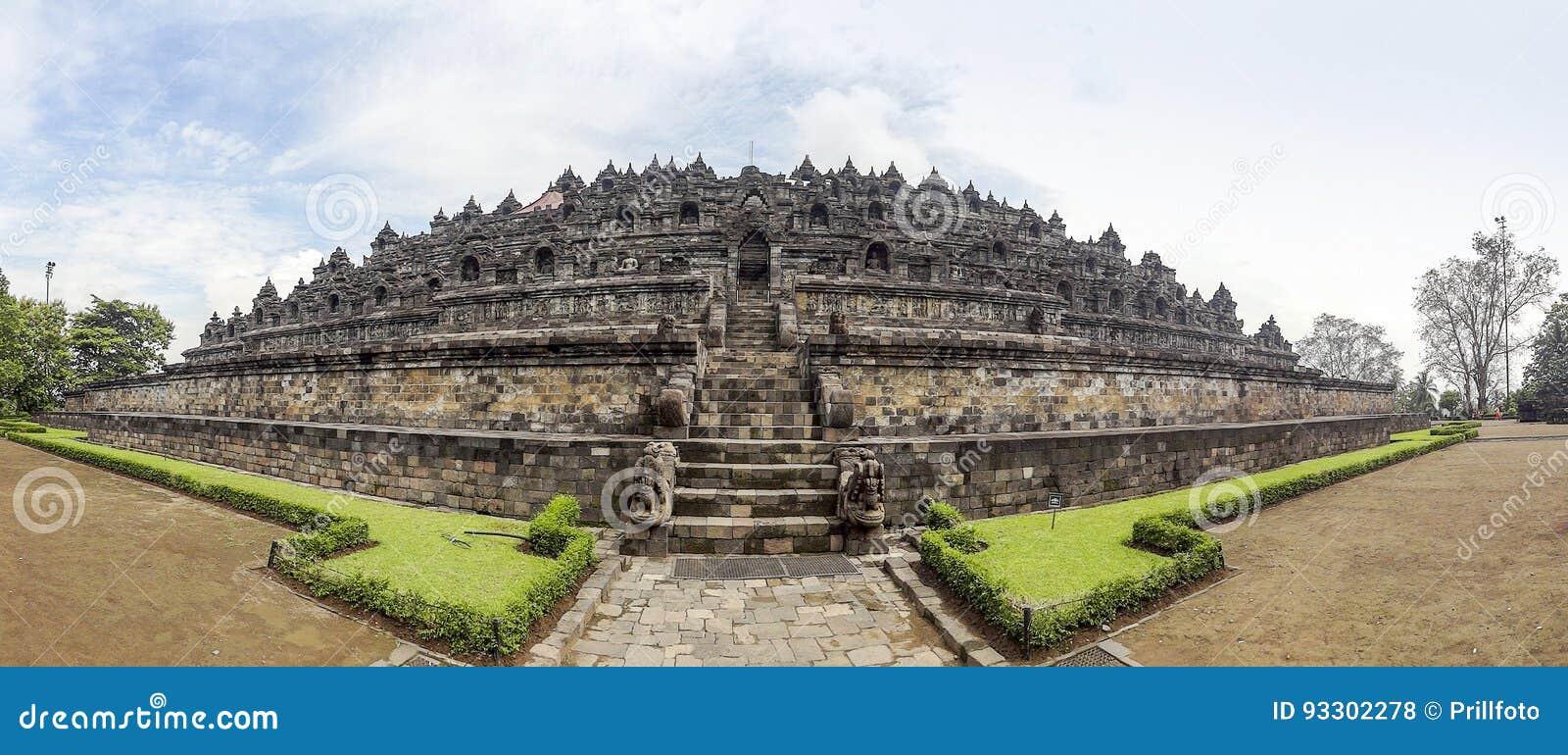 Borobudur in Java