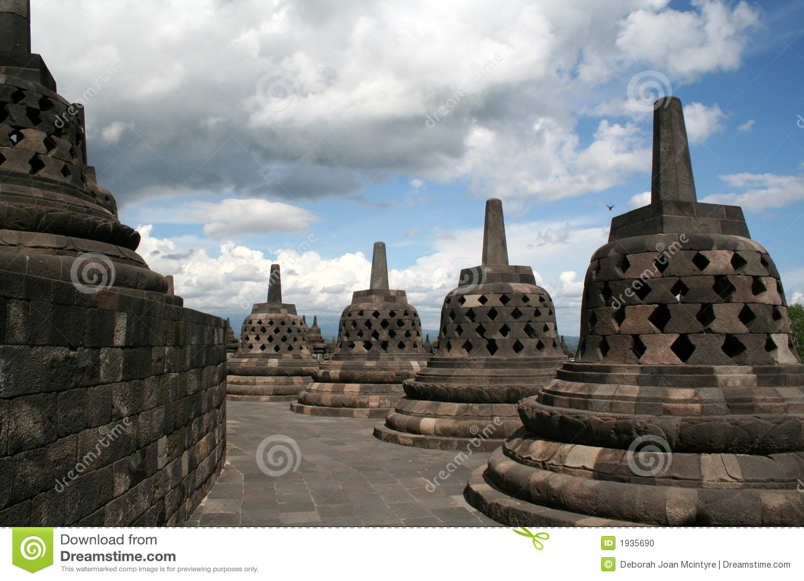 Borobudur Temple Facts For Kids