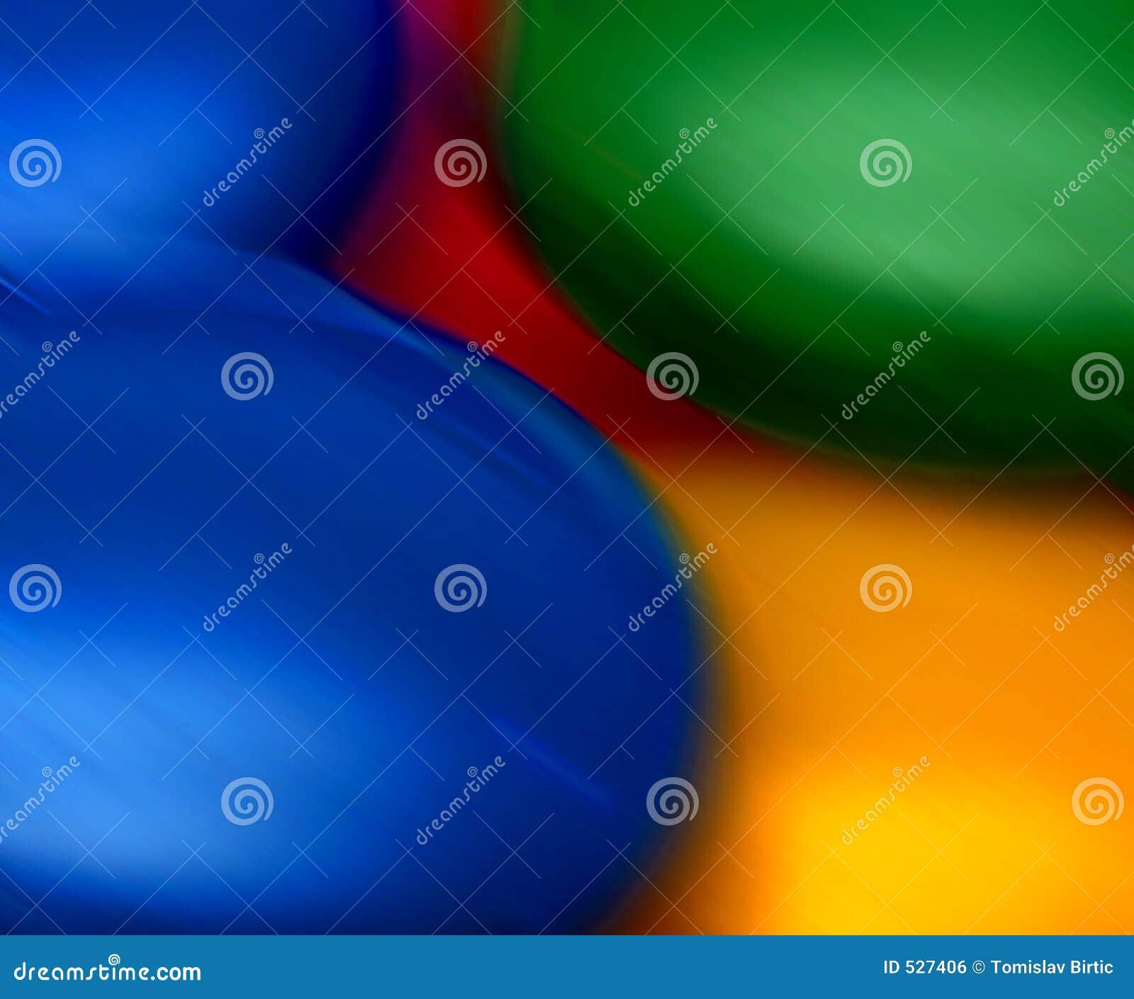 Borrão da cor