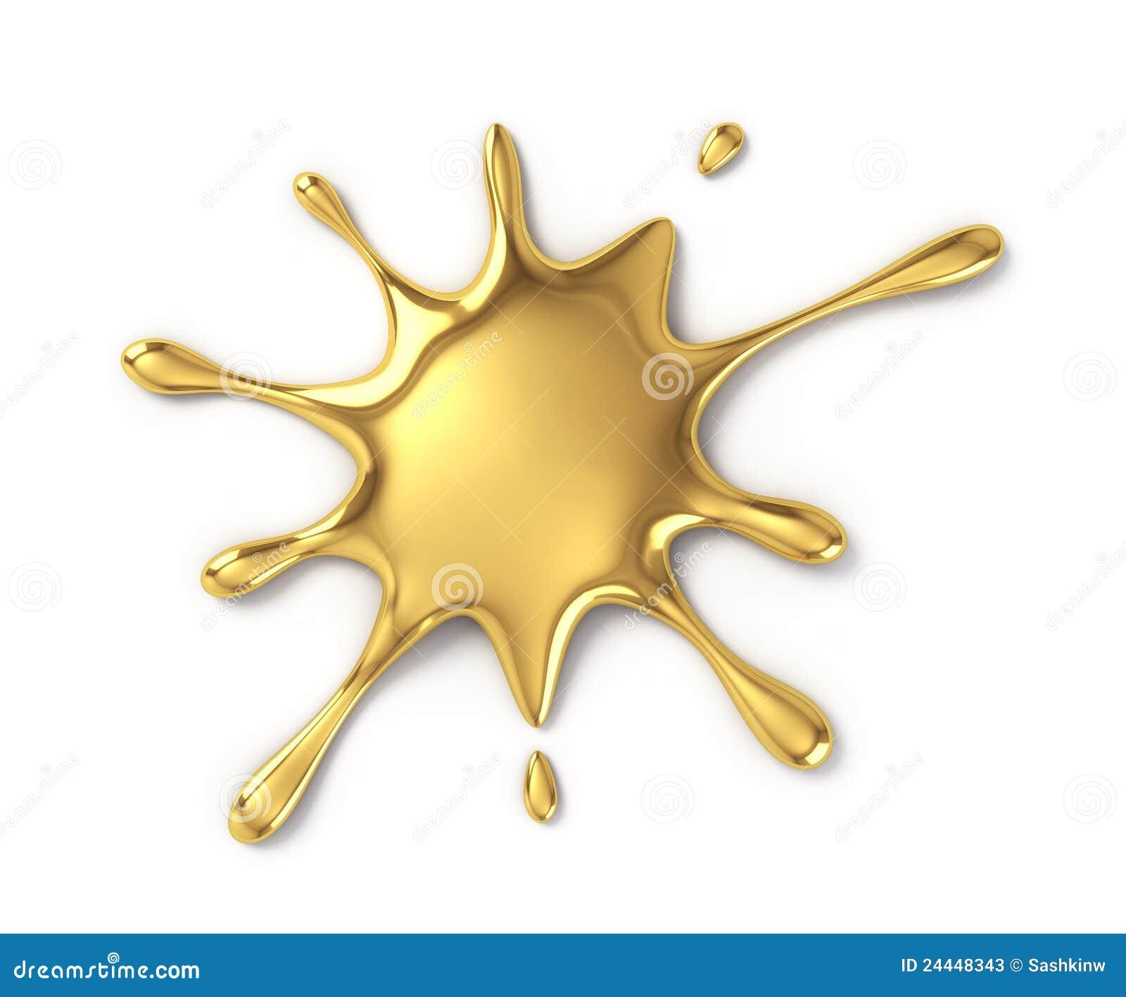 Borrão do ouro