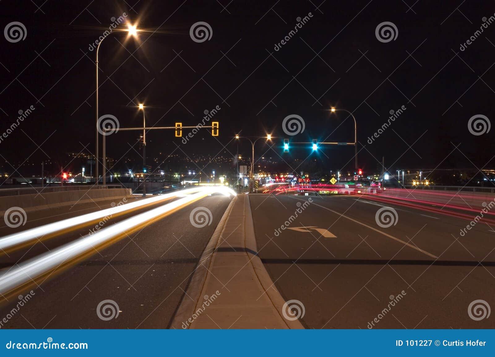 Borrão do tráfego