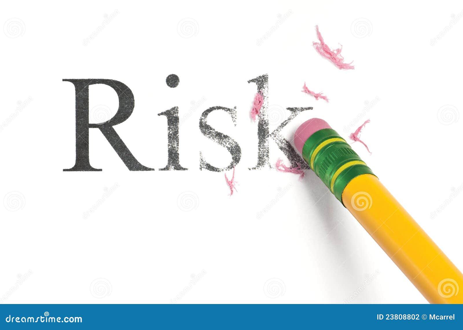 Borradura de riesgo