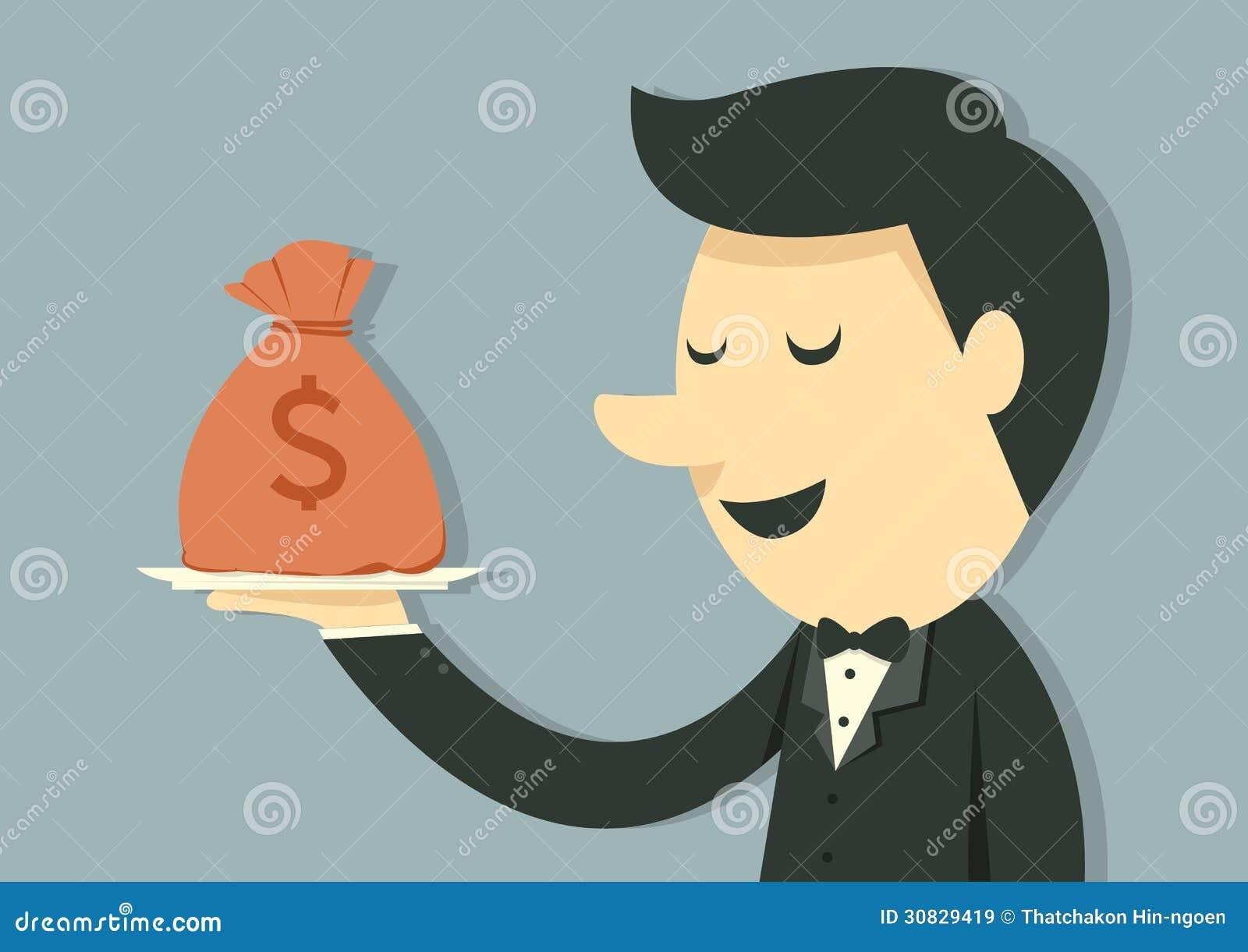 Borsa dei soldi