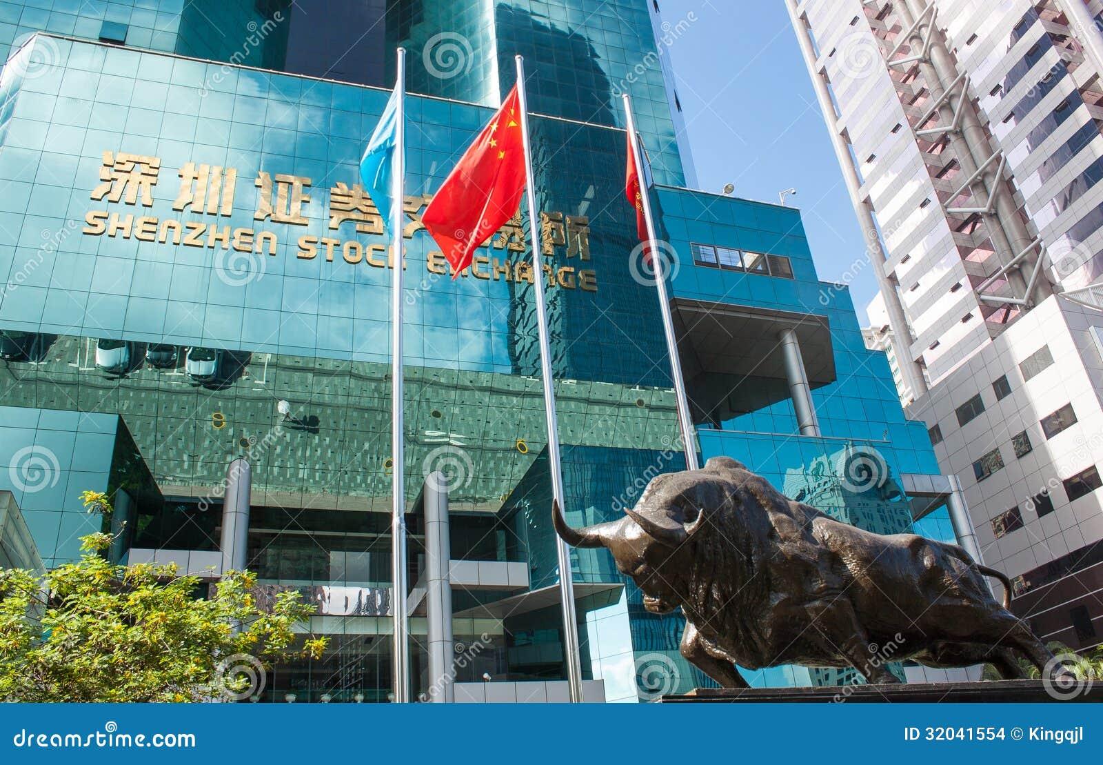 Borsa valori di Shenzhen