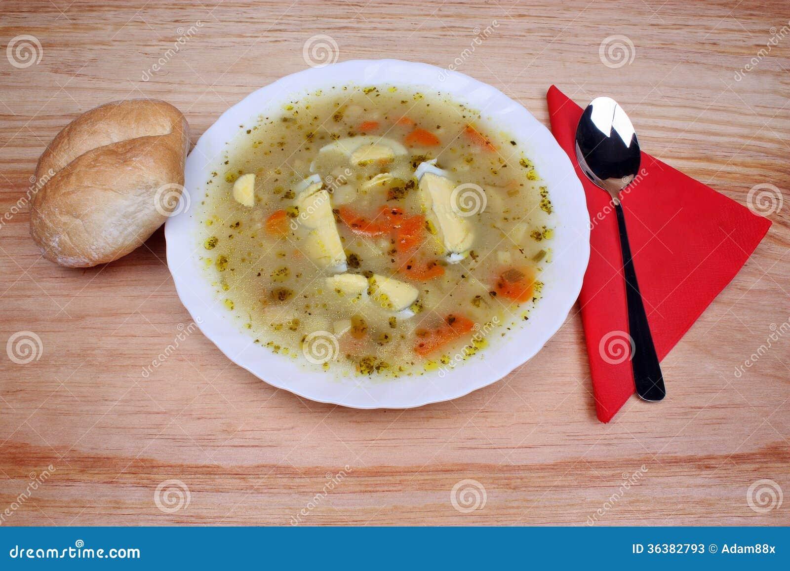 Borscht bianco
