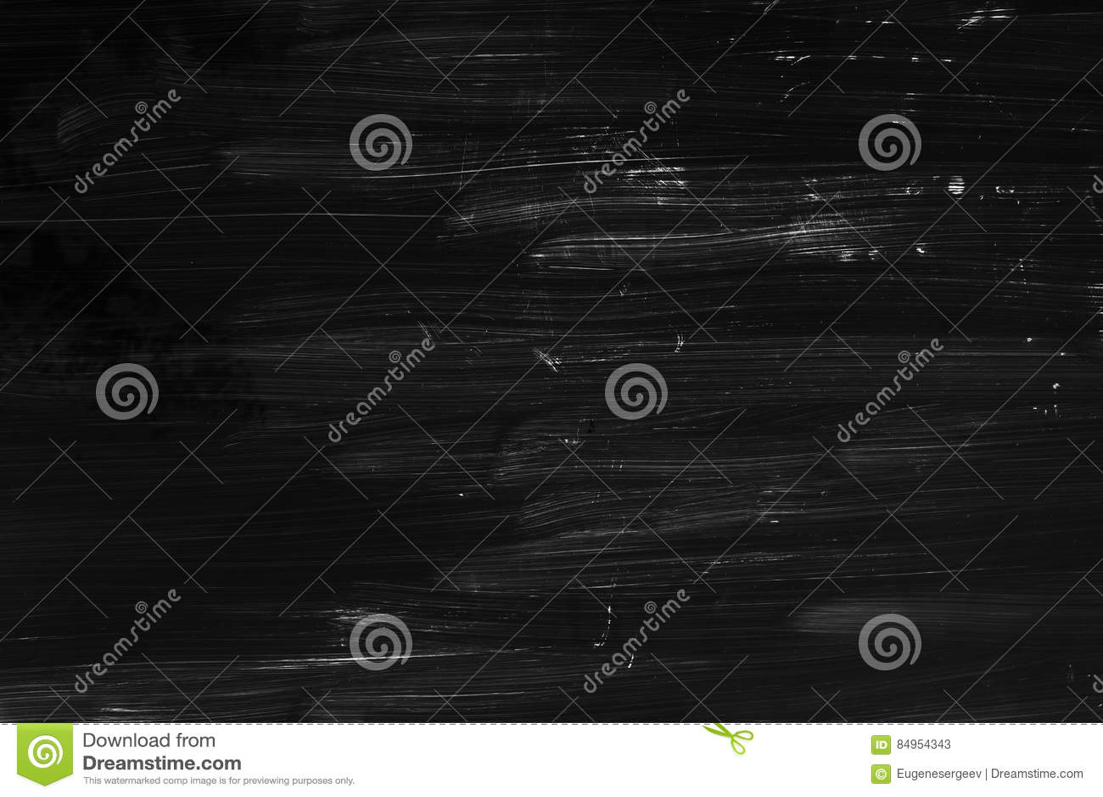 Borsteslaglängdmodell, svart väggtextur