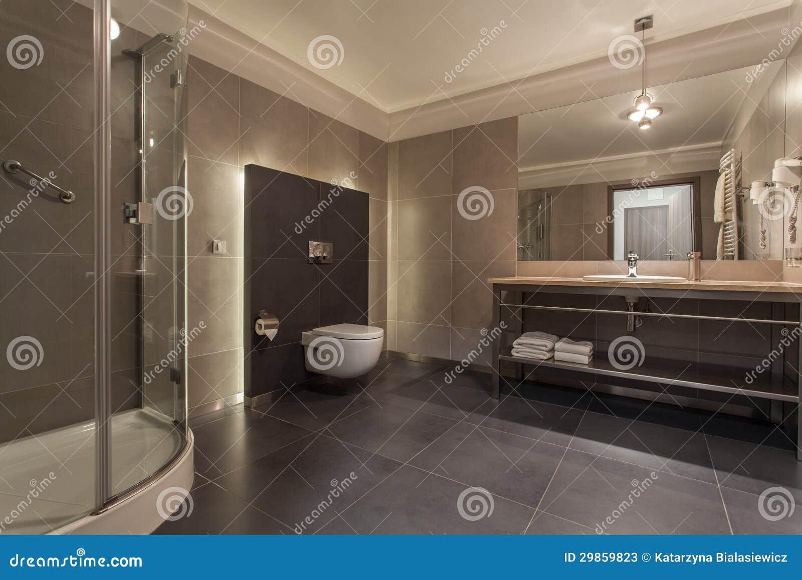 Bos Hotel Badkamers Stock Foto 39 S Afbeelding 29859823