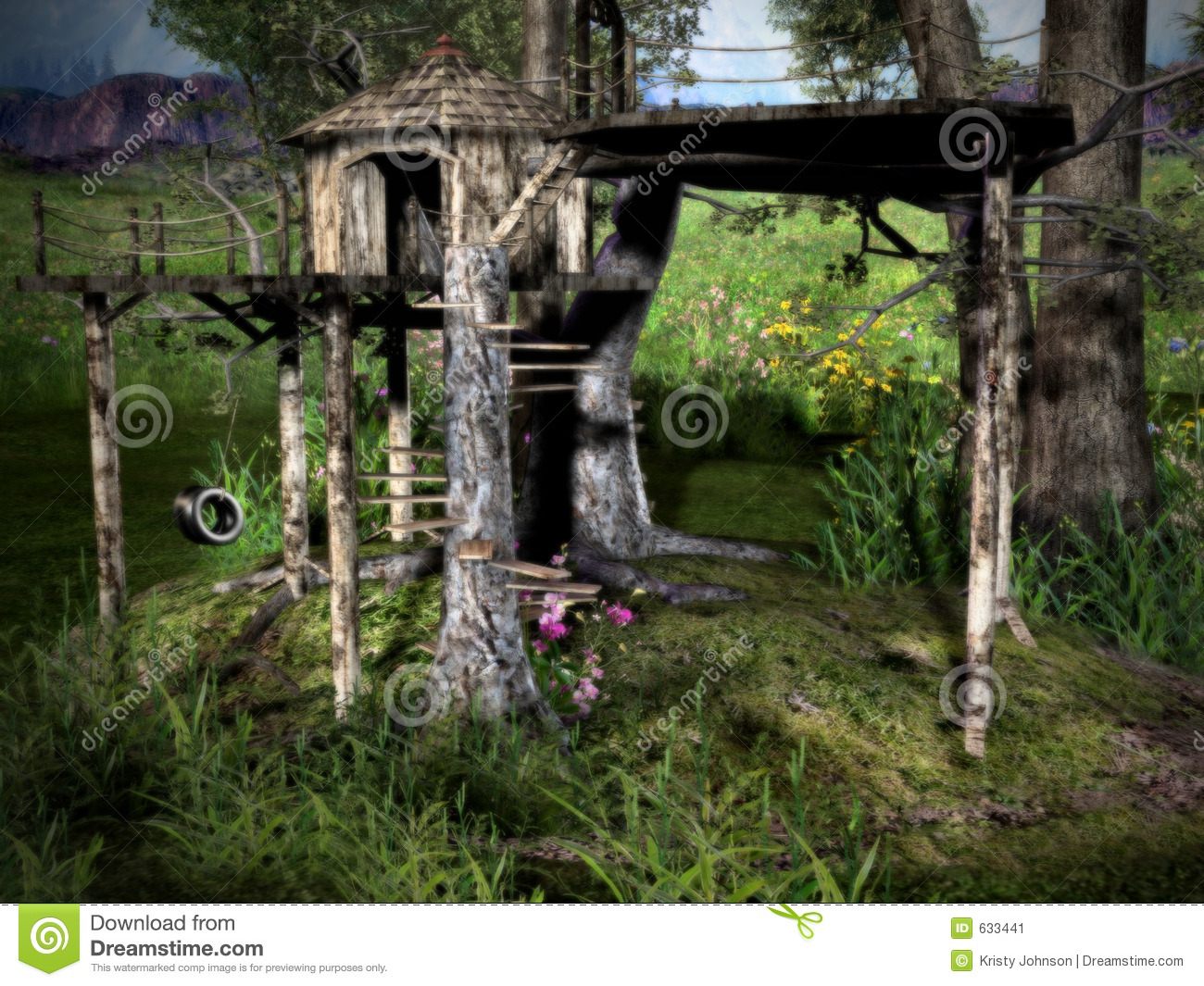 Bos Treehouse