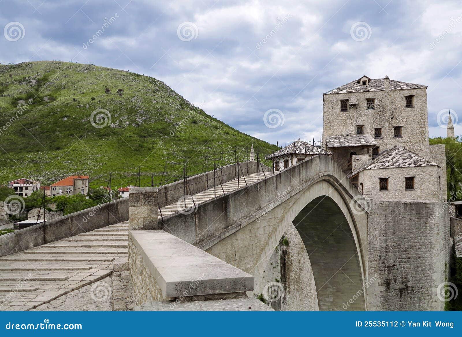 Bosnia bridżowy Herzegovina Mostar
