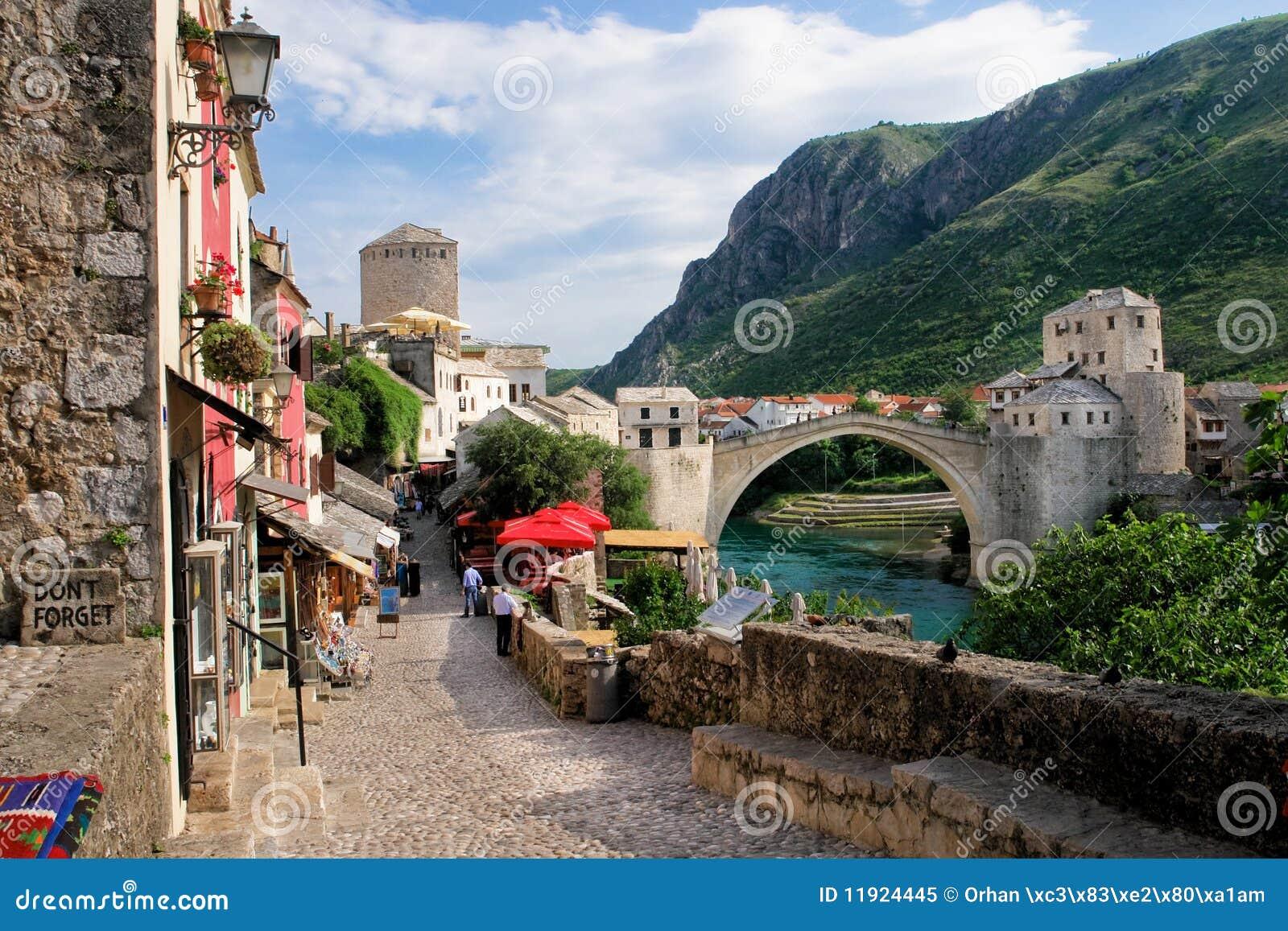 Bosnia Herzegovina - Mostar