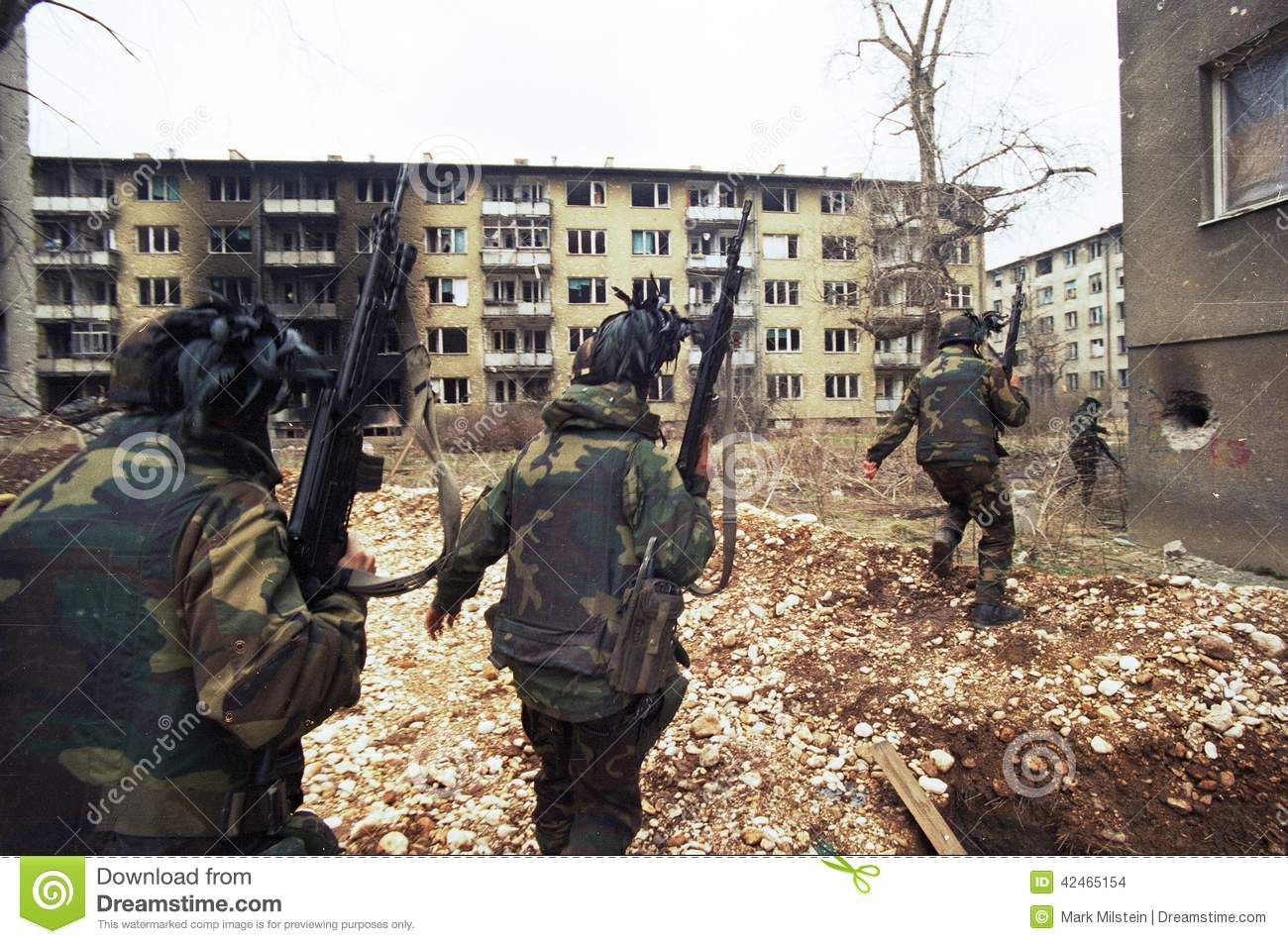 bosnia civil war essay This paper is a collaborative effort to explain the history of the war in the former   as johnson points out in his essay the pinstripe approach to genocide   of bosnia: it stimulated the development of a genuine bosnian civil war, and in so .