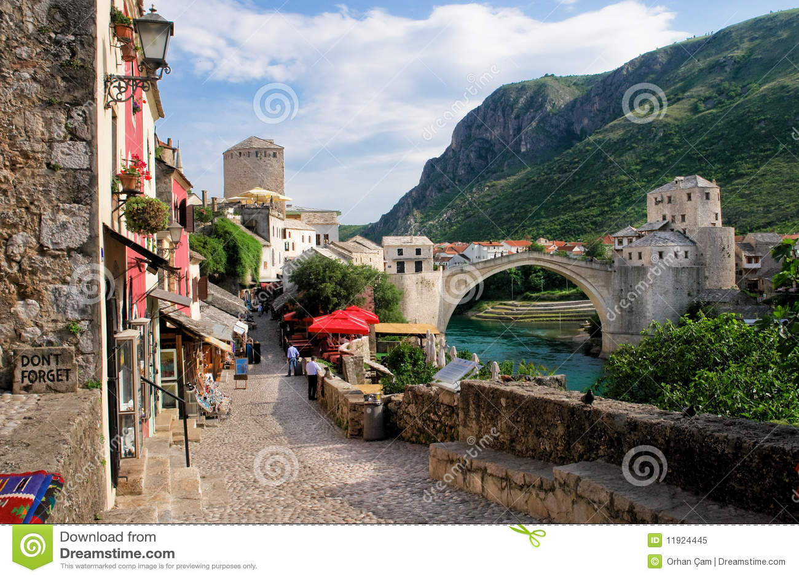 Bosnien - herzegovina mostar