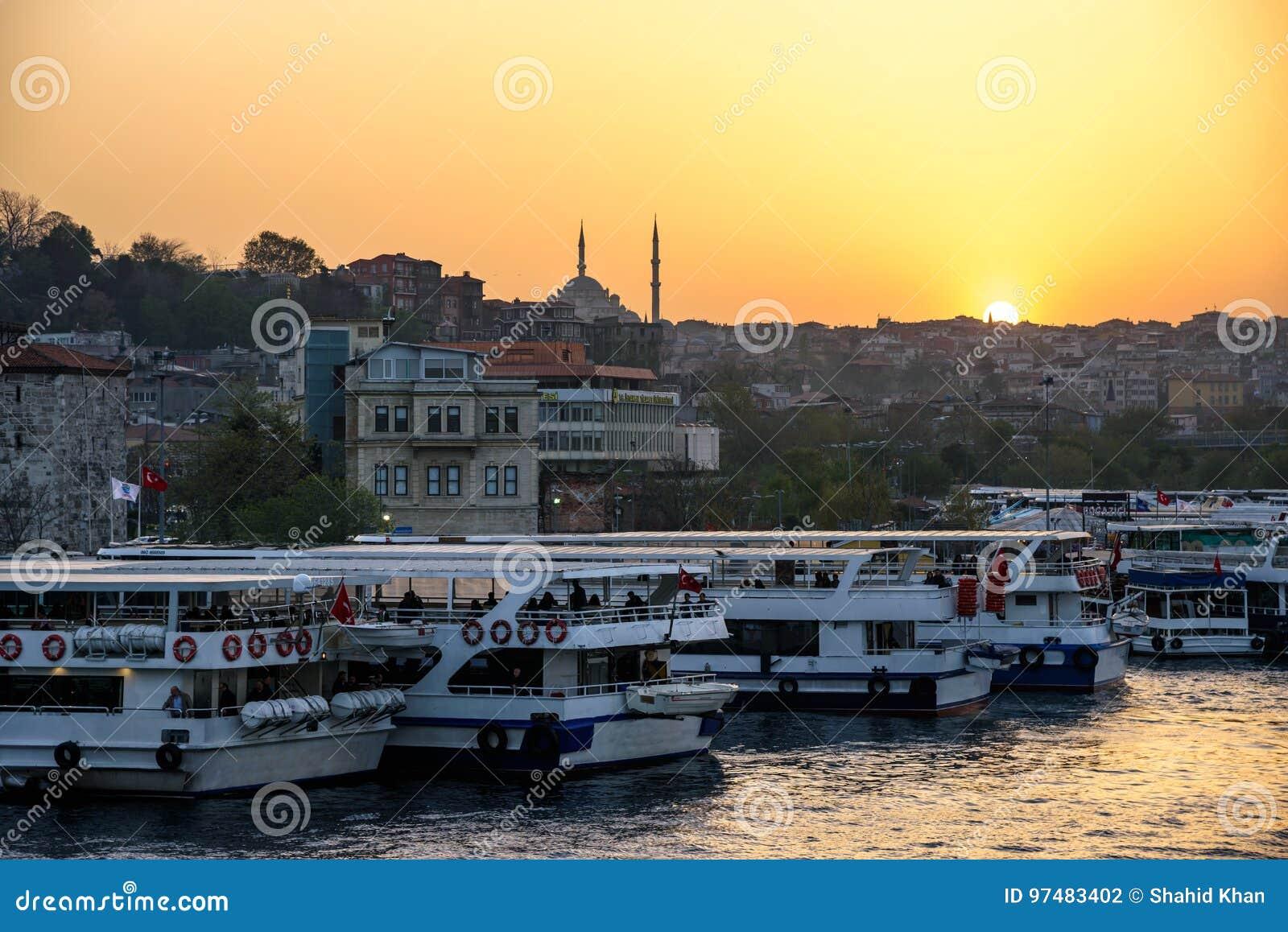 Bosphorus Costantinopoli Turchia