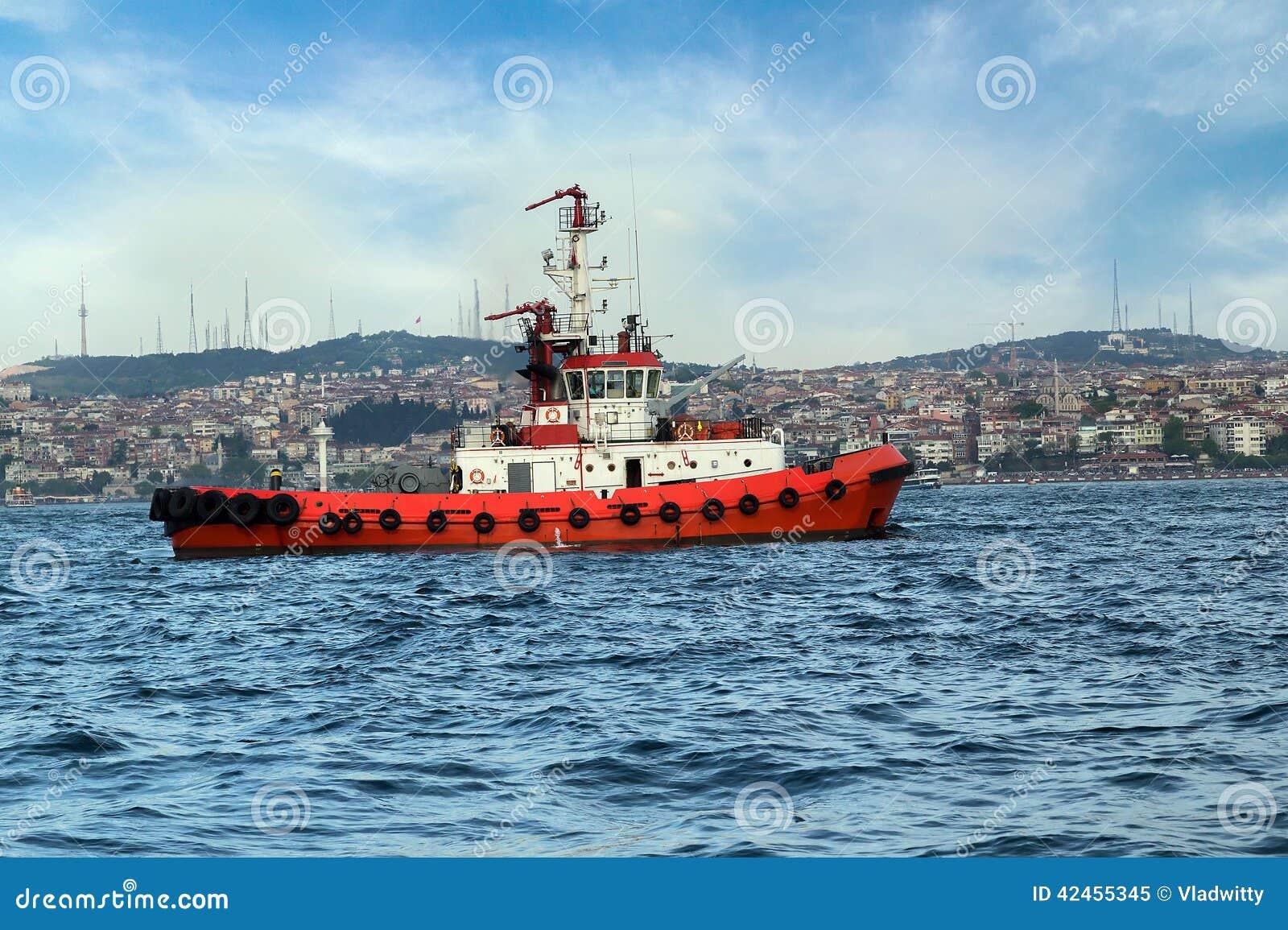 Bosporus, die Türkei