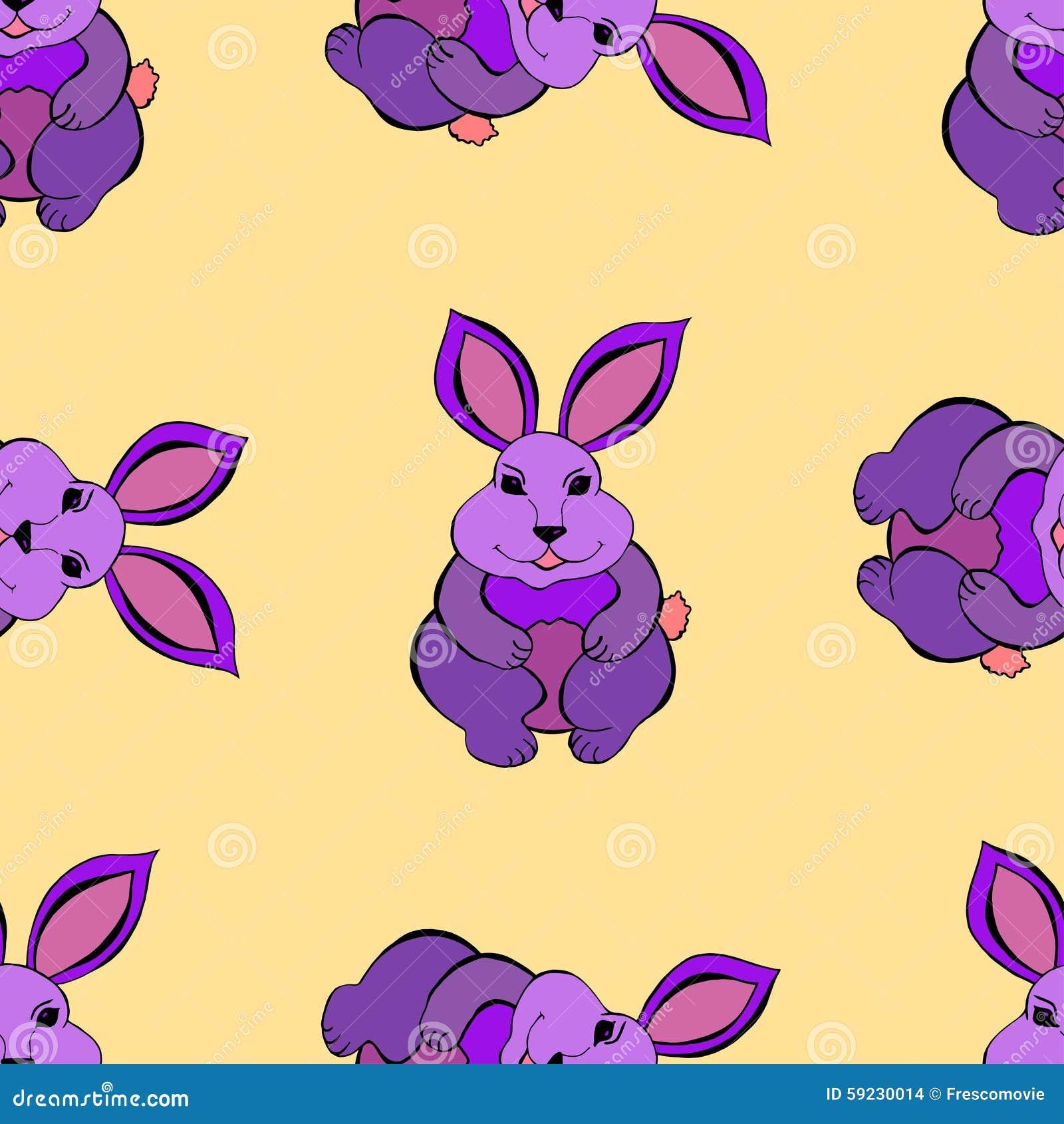 Download Bosquejo del conejo ilustración del vector. Ilustración de aislado - 59230014