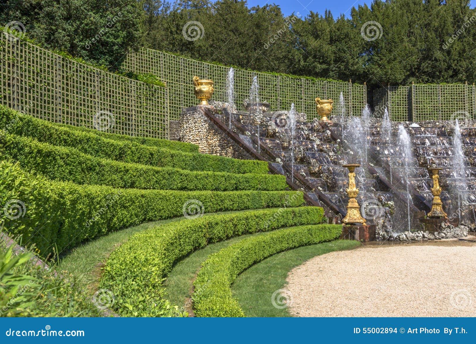 Ballroom The Gardens Of Versailles 10