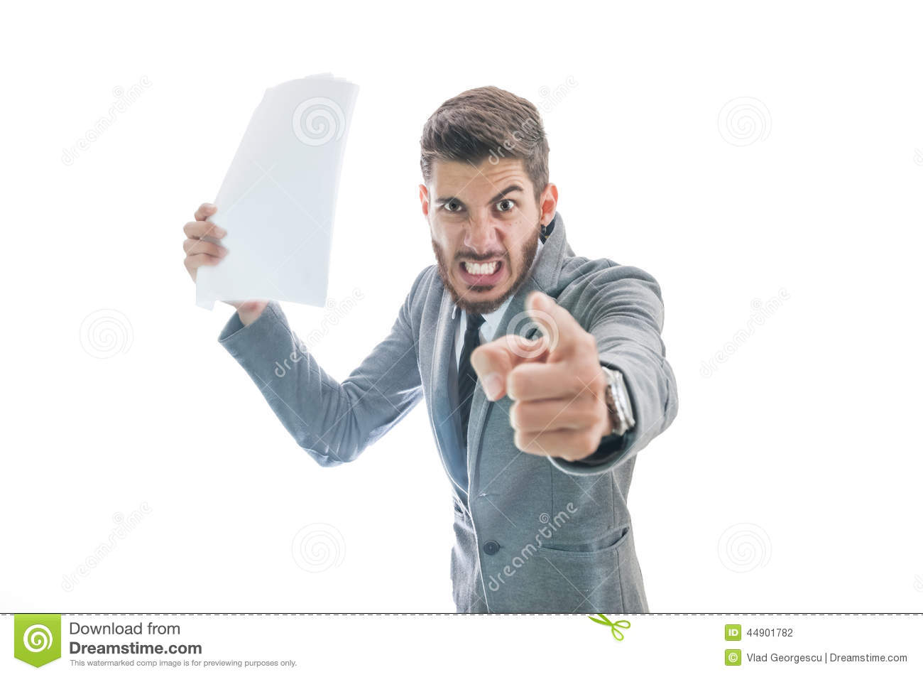 annoying boss stock vector image 39161119 boss getting very angry employee stock photography