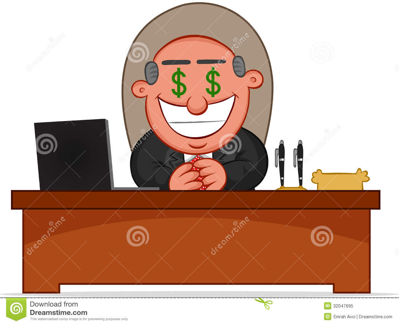 Money Eyes Stock Image - Royalty Free Image ID 100236759