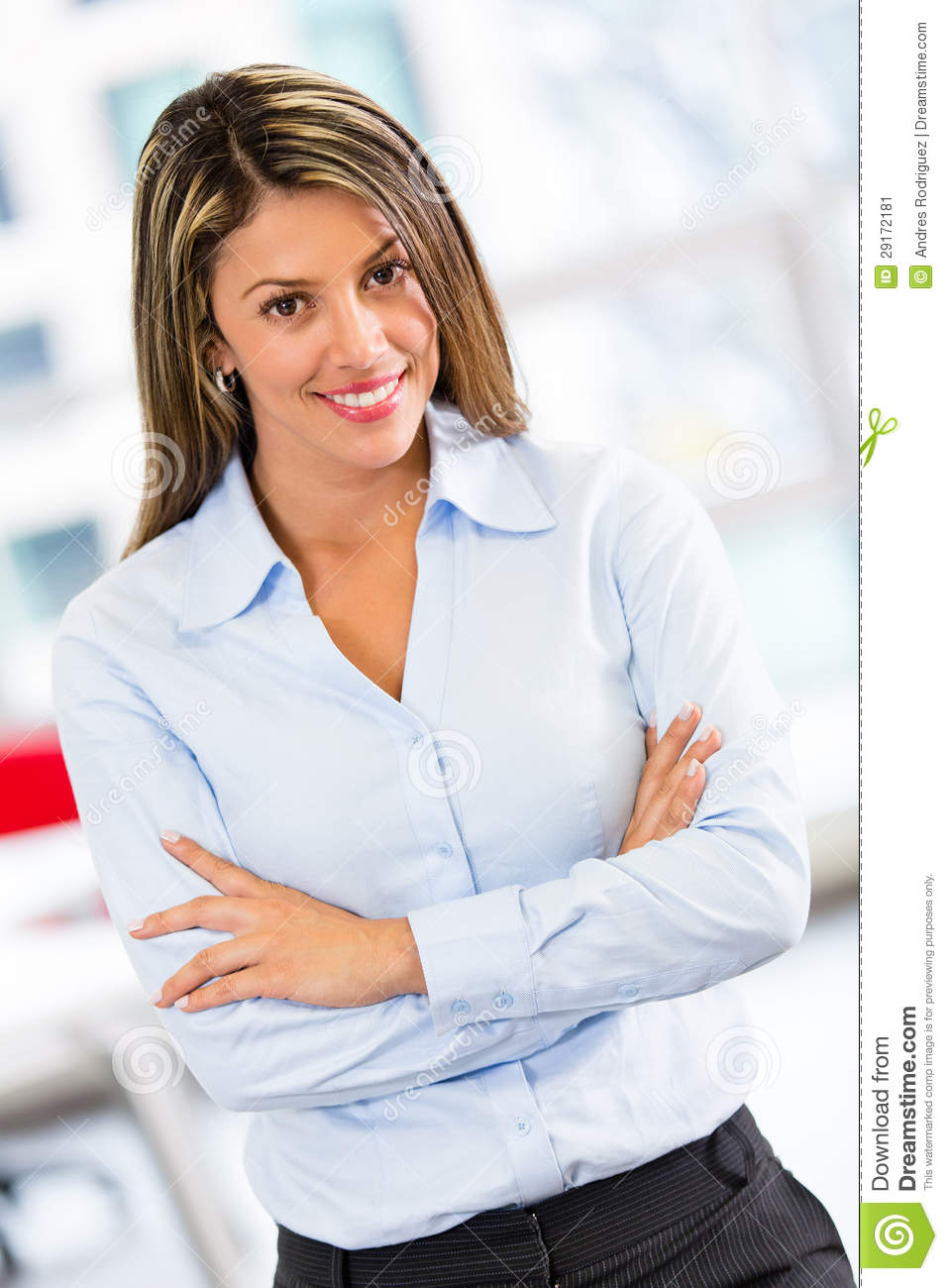 Bossy Business Woman Stock Image Image Of Beautiful