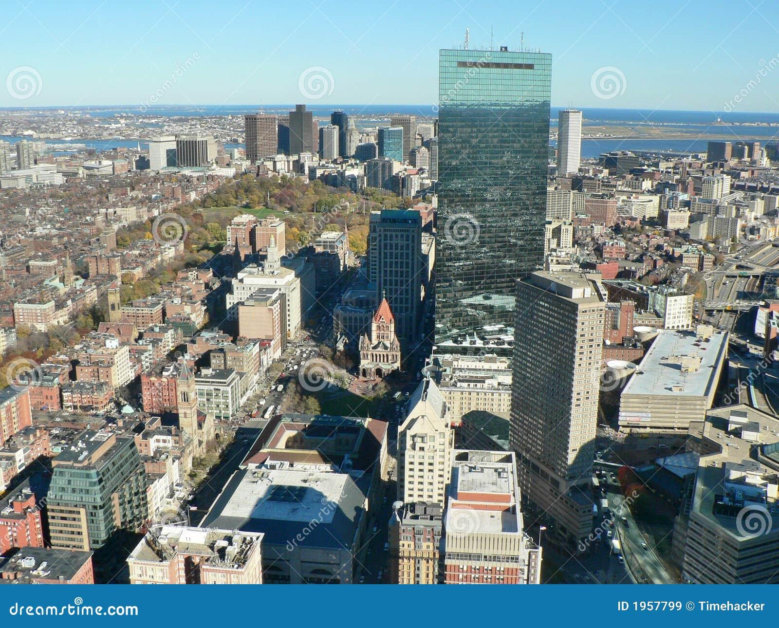 Boston céntrica